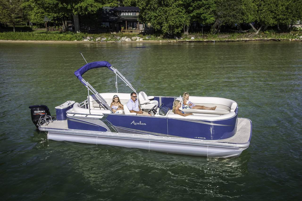 best pontoon boats for the family