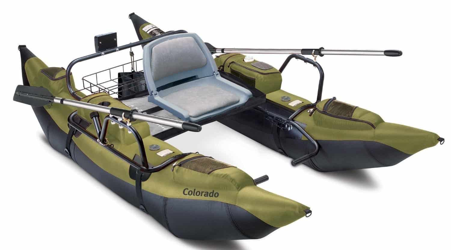 colorado pontoon