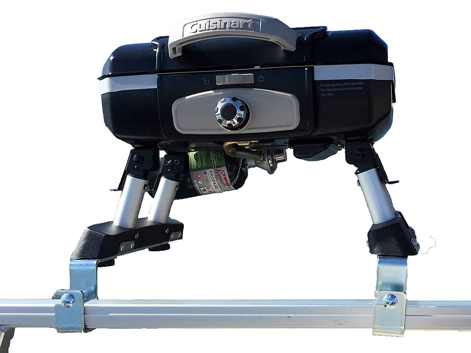 best gas grill for pontoon boats: cuisinart