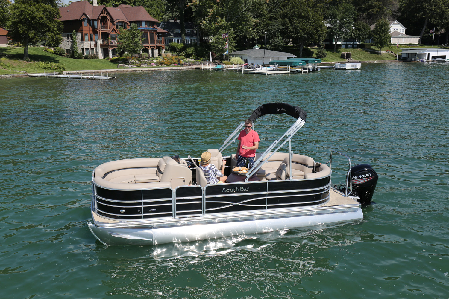 South Bay Pontoon Reviews