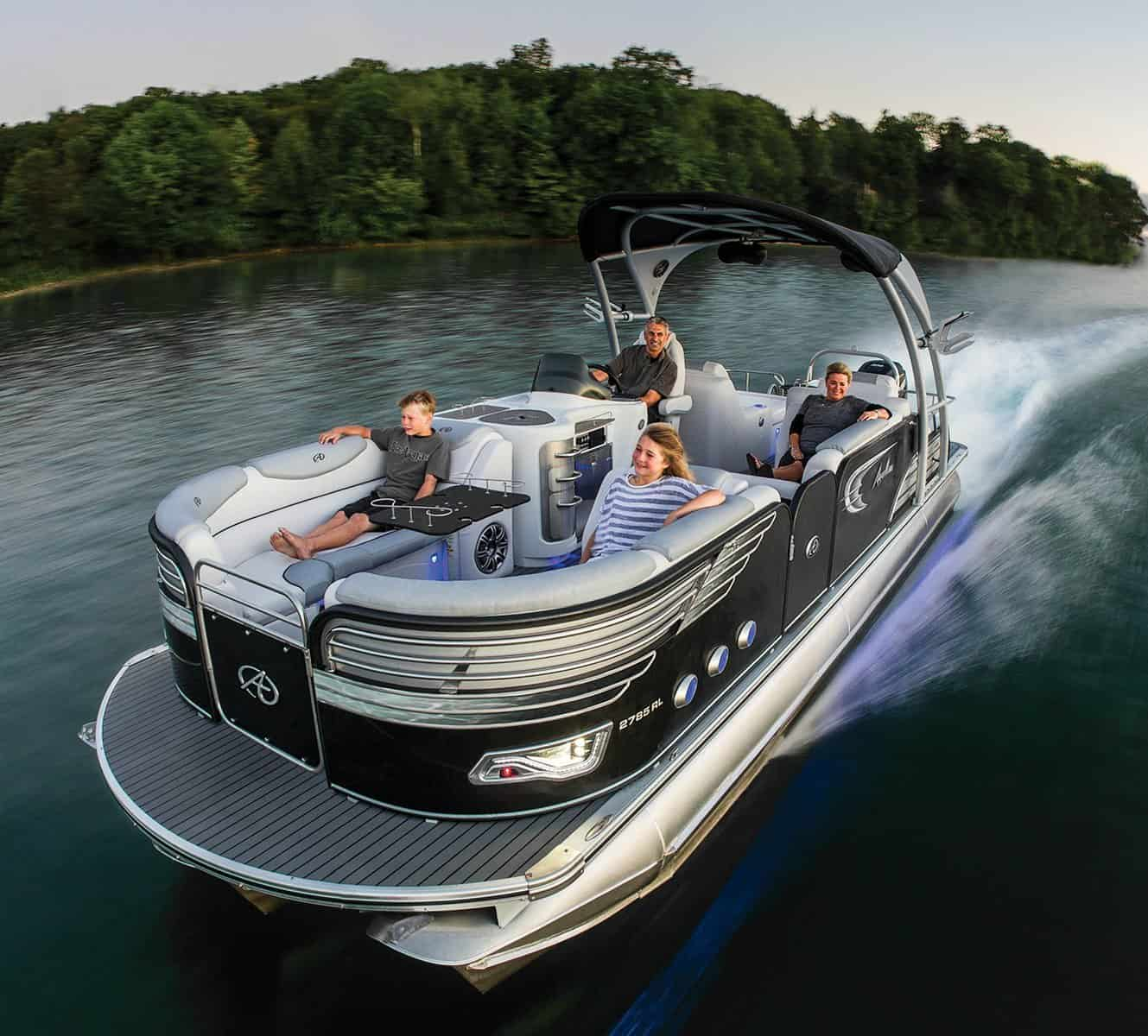 avalon pontoon boat reviews