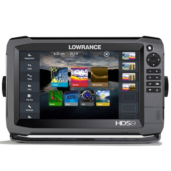 best fish finder for pontoon boats