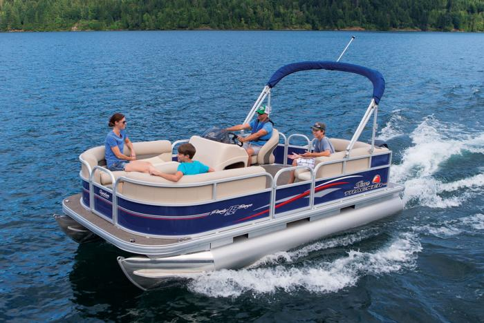 Sun Tracker Pontoon Boat Reviews