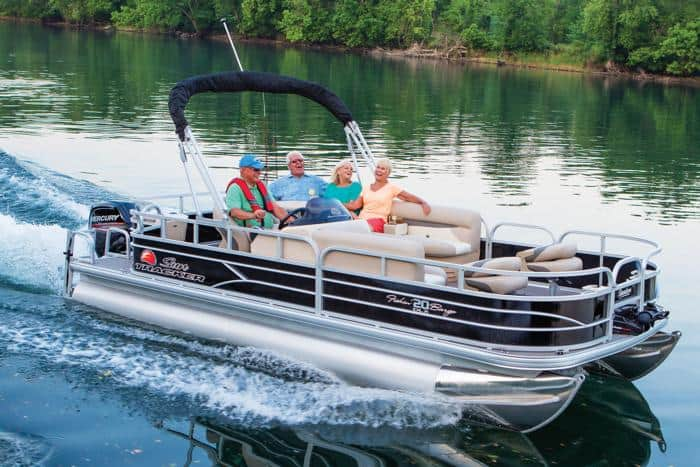 Check out these hot sun tracker pontoon boat reviews for Fishing pontoon boat reviews
