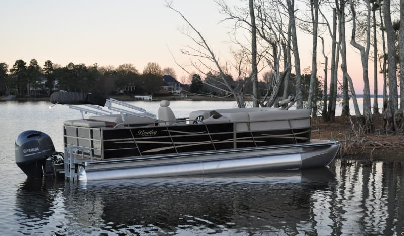 bentley pontoon reviews
