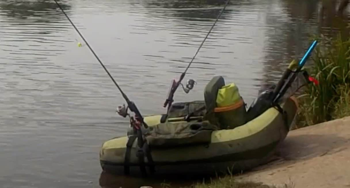 are inflatable pontoon boats safe