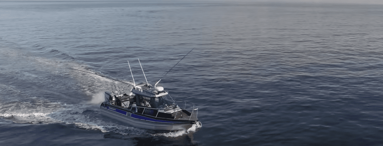 using outriggers to fish from your fishing boat