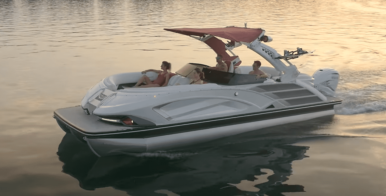 can you take pontoon boats in the ocean