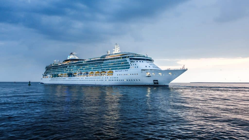 where to stay on a cruise ship to avoid seasickness