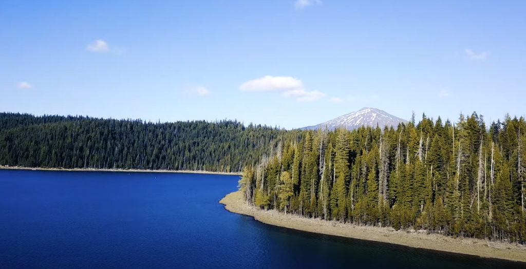 best boating lakes in oregon