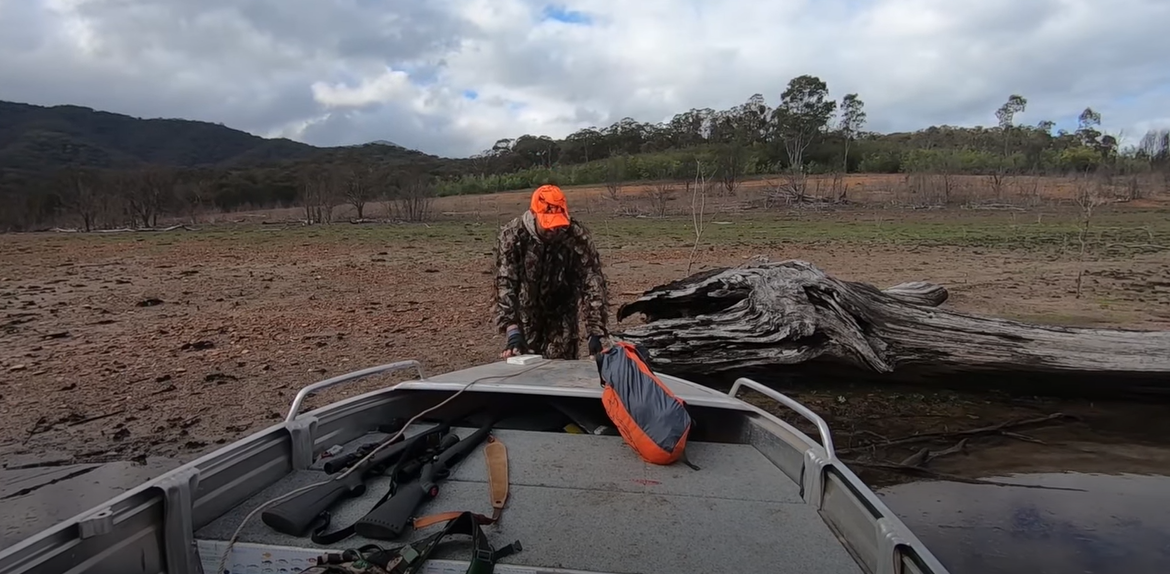 what safety precaution should you take when hunting from a boat