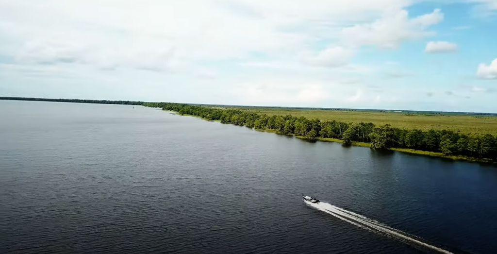 best boating lakes in florida.